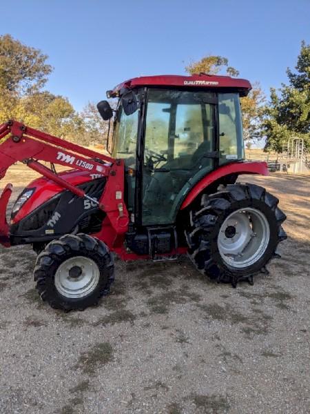 Tym 503 Hydrostatic Tractor