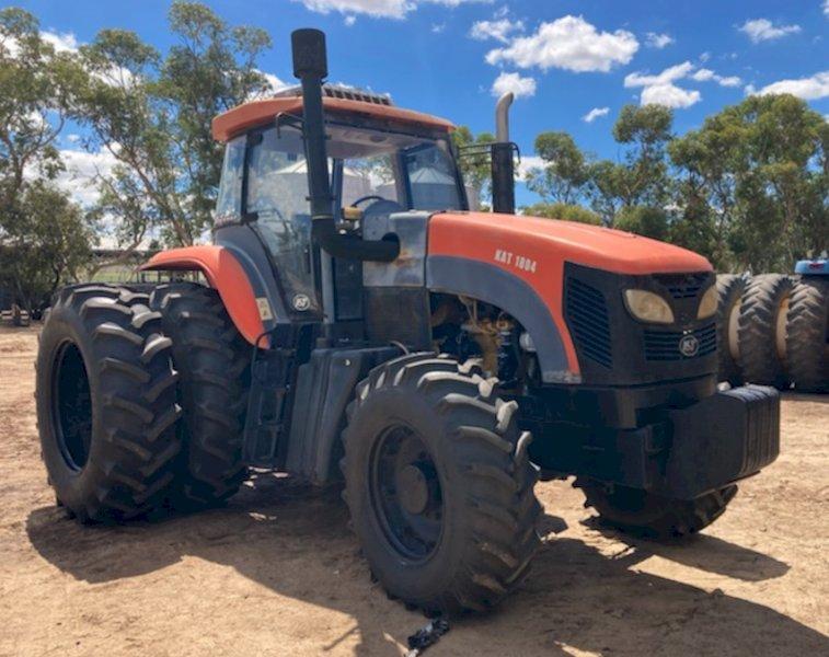 2010 KAT 1804 Tractor