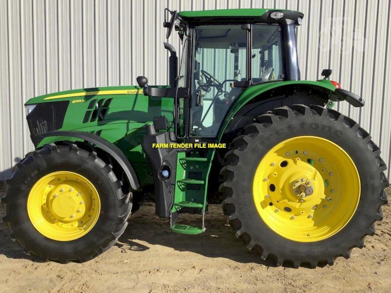WANTED John Deere 6195M Tractor