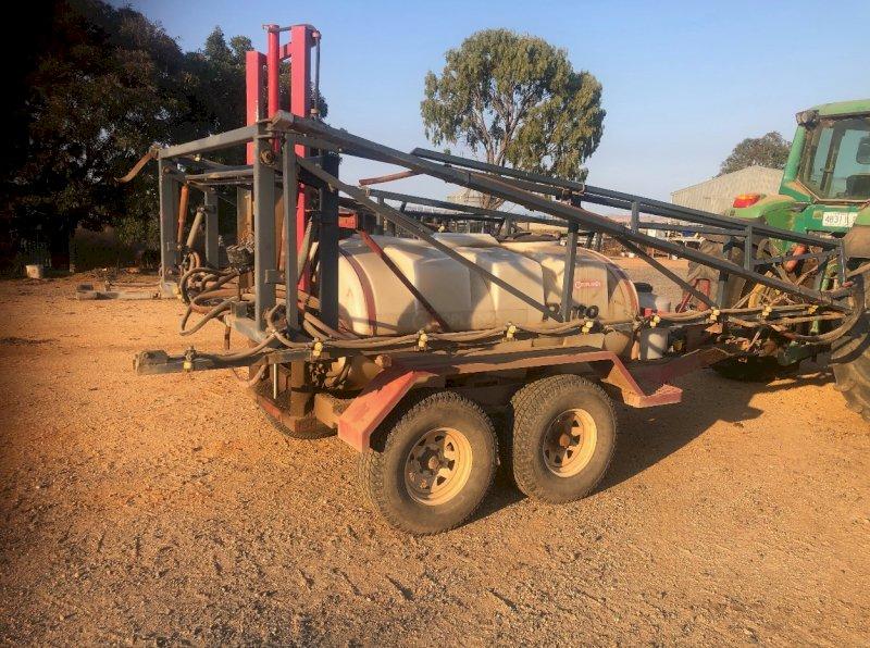 Croplands Pinto Boom Spray