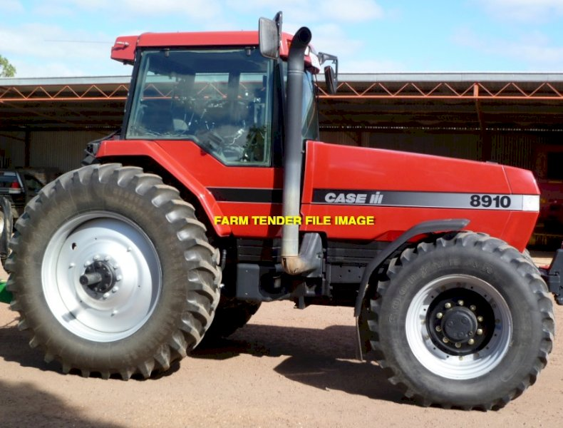 WANTED Front Wheel Assist Tractor