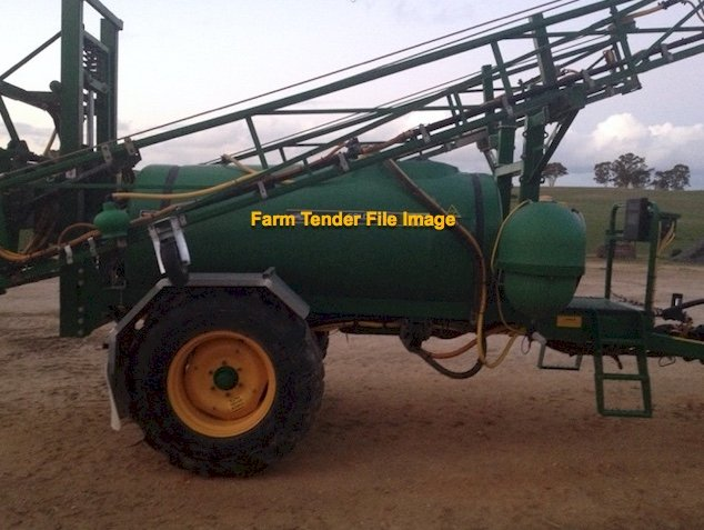 WANTED Boomspray 18m/2000L