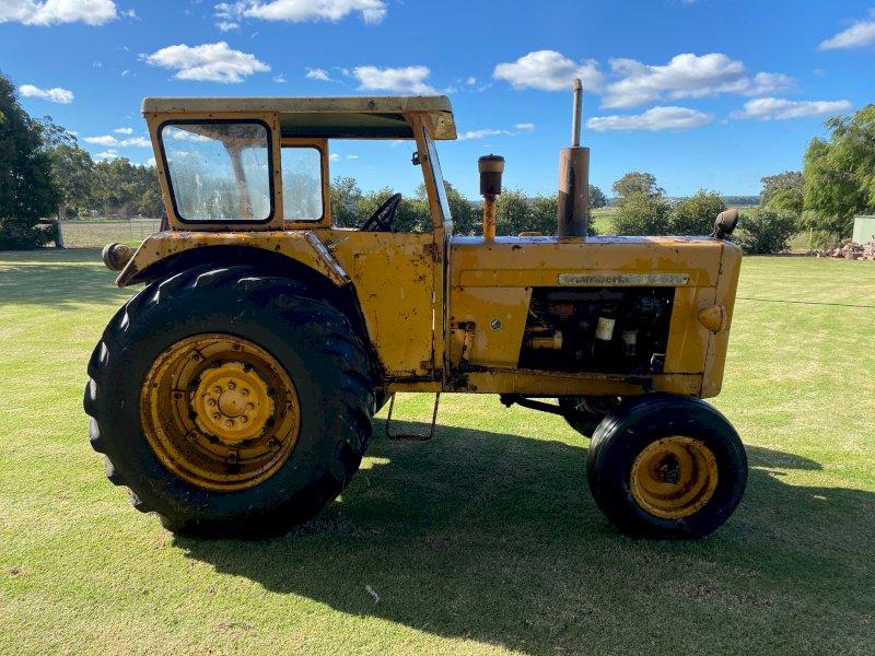 Chamberlain C670 Tractor