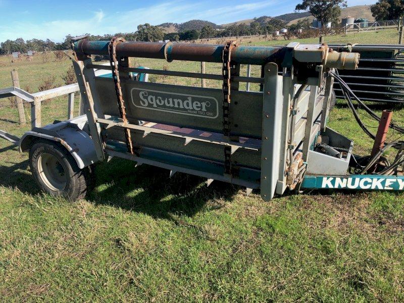 Knuckey Sqounder