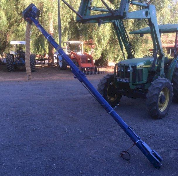 Grainline Auger 3.9m x 100mm