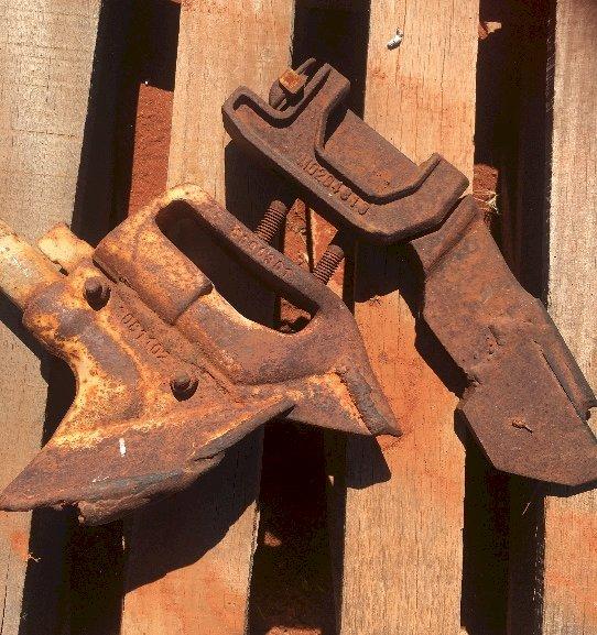 56 x Stiletto Seeding Boots