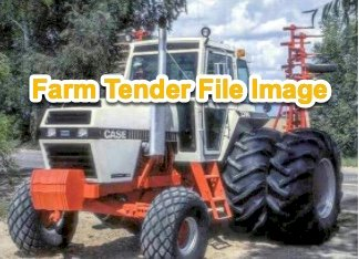 *WANTED* Case IH 2390 - 2590 - 2594 Tractor