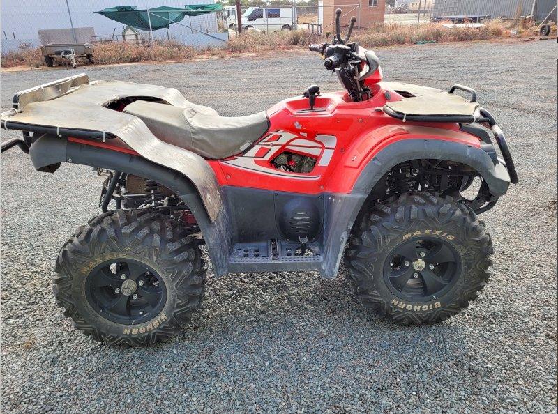 TGB 450 4 wheeler