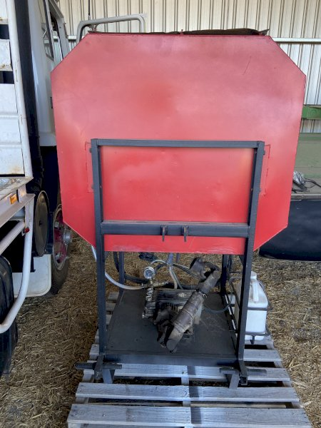 Spitwater PTO Pressure Cleaner