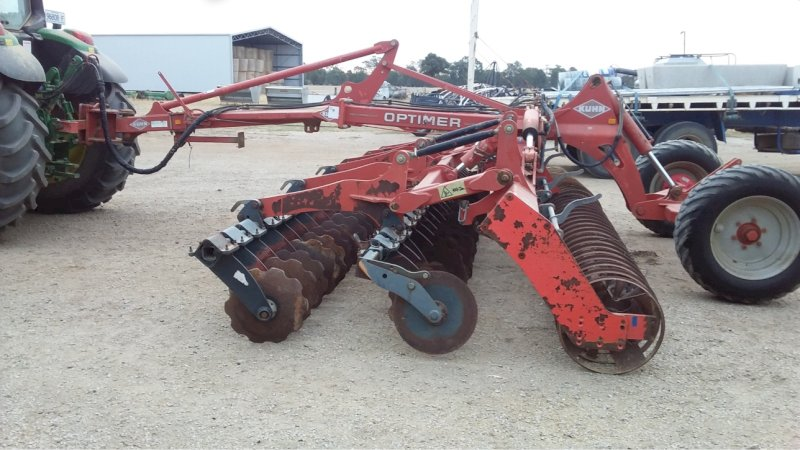 2006 Kuhn Optimer 6001R Multi Disc