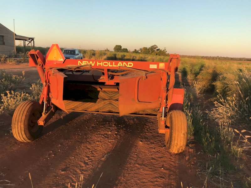 Under Auction - (A146) - New Holland 411 Mower Conditioner - 2% + GST Buyers Premium On All Lots