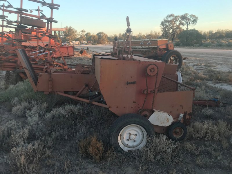 Under Auction - (A146) - Olympic Small Square Baler - 2% + GST Buyers Premium On All Lots