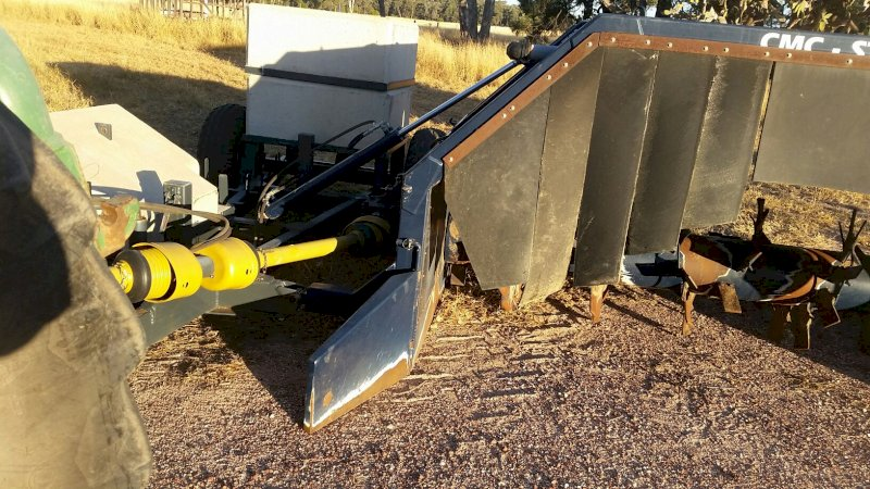 CMC ST 300 Compost turner