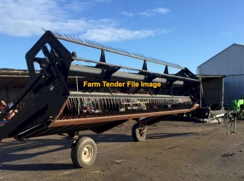 18 ft or smaller Towing Windrower wanted