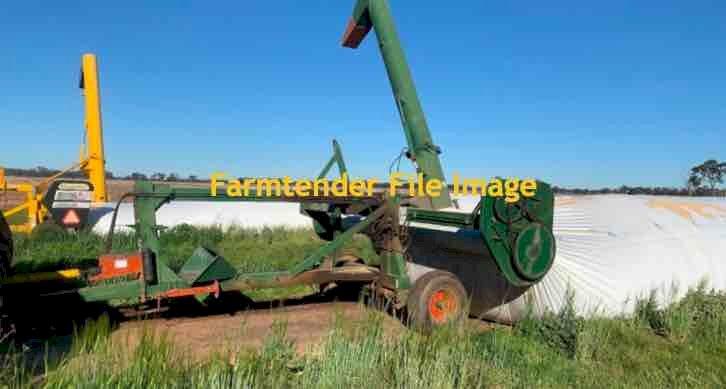 Richiger EA180 Grainbag Outloader For Hire