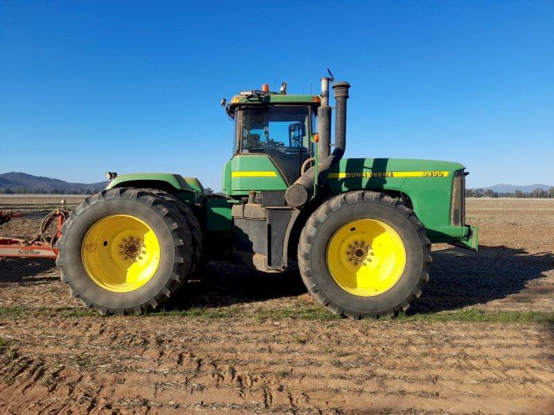 John Deere 9400 Articulated Tractor