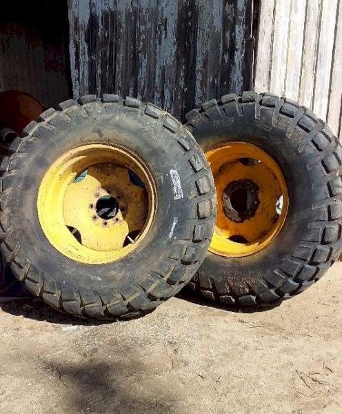 18.4x26 Tyres & Wheels x 2