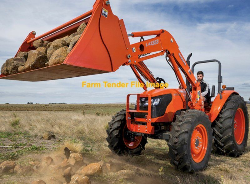 Wanted 40+ hp Kubota Tractor