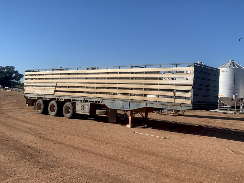 Duncan 45 ft 2x1 Stock Crate