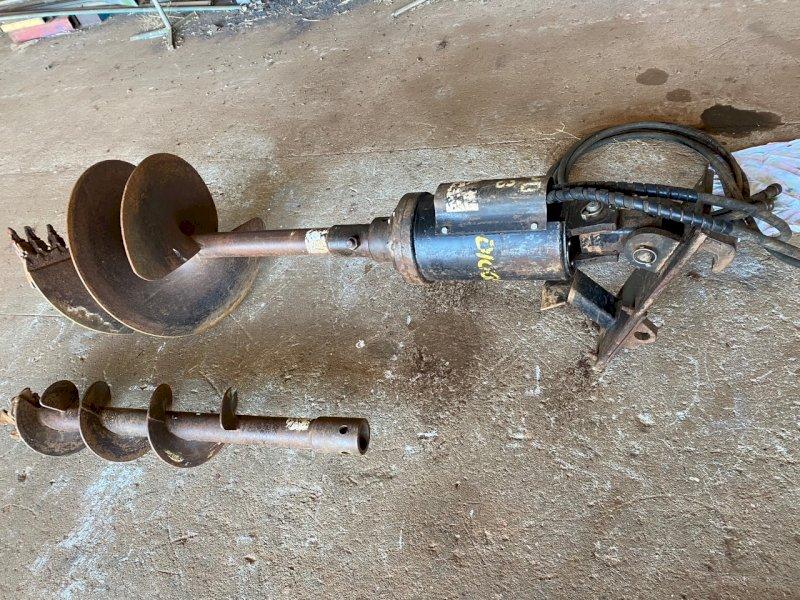 Digga PD 3 Hydraulic Post Hole Digger