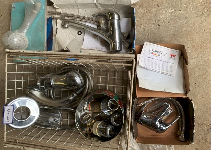 Under Auction - (A151) - Plumbing Fittings - 2% + GST Buyers Premium On All Lots