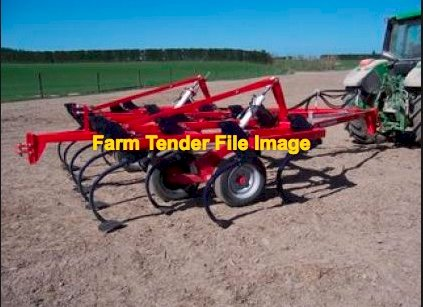WANTED Chisel Plough 9-15 Tyne