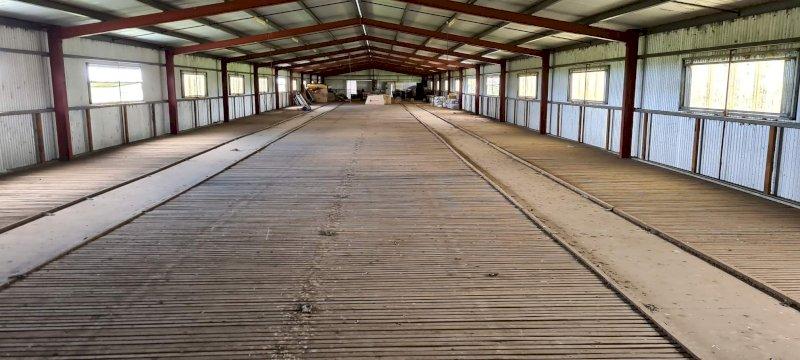 Hardwood Grating 500 sq m