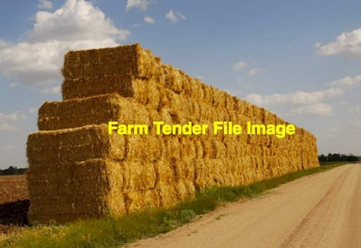 60mt Wheaten Straw 8x4x3 Bales