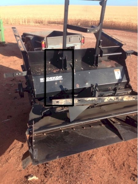 WANTED Straw Chopper to Suit Case IH 8010