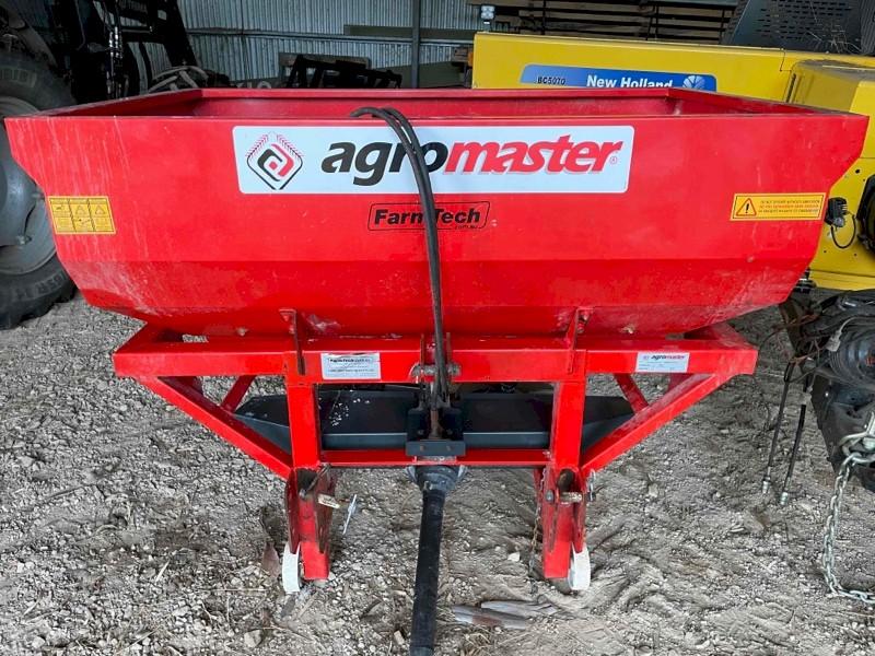 FarmTech Agromaster Fertiliser Spreader