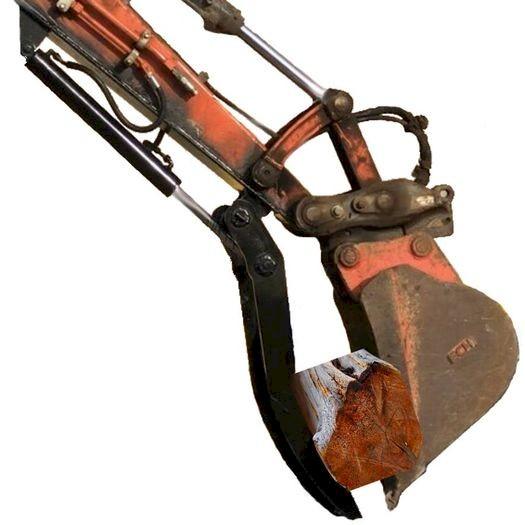 Hydraulic Excavator Thumb 3-5ton