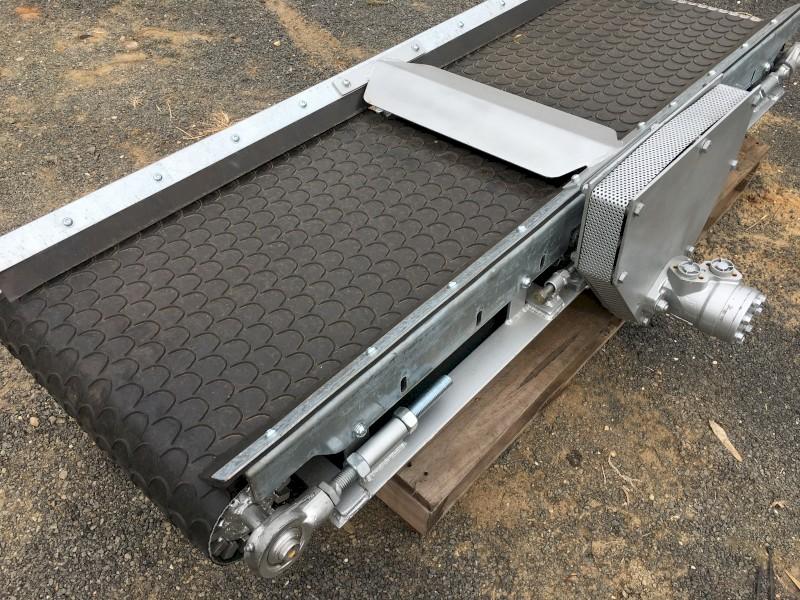 Dual 1500 Delivery Conveyor