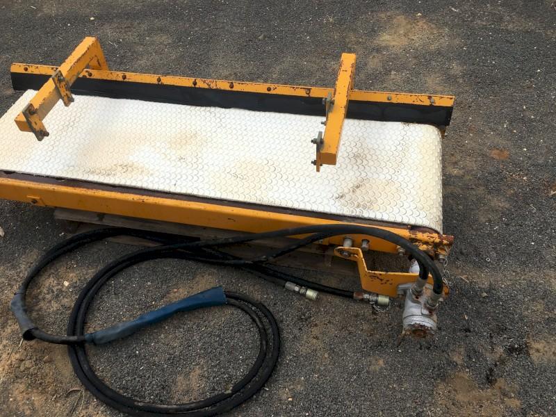 1800 Single Side Delivery Conveyor