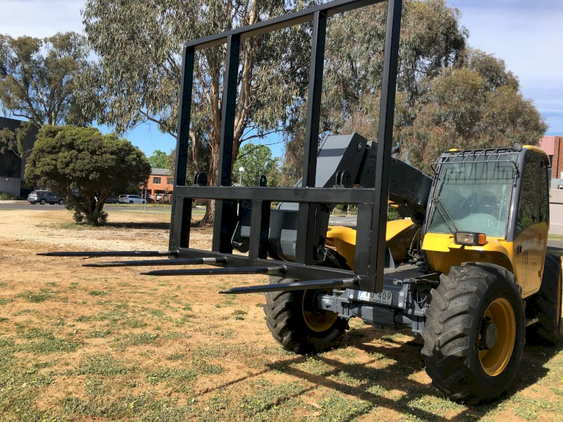 New HD Bale Fork to suit Tele Loader