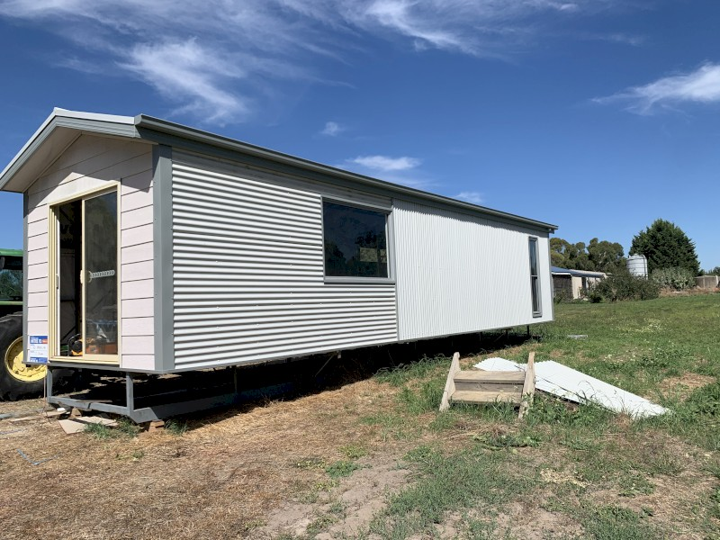 One Bedroom Transportable Home