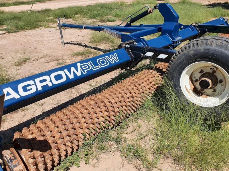 Agroplow Flexiroller