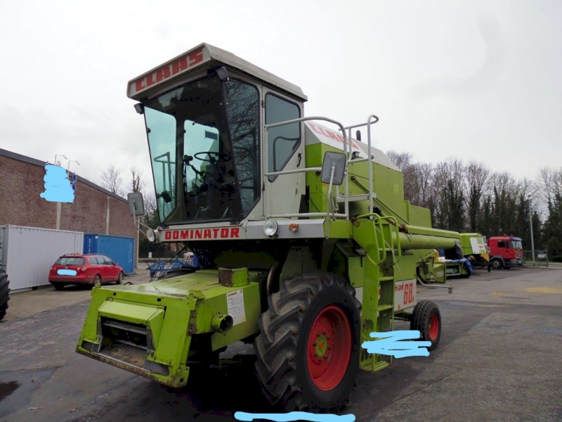 WANTED Claas 68 or 68s