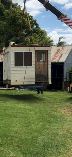 Portable Cabin Donga