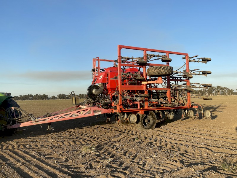2010 Southern Seeder 8.4m Wide