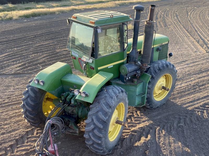 John Deere 8450 Tractor