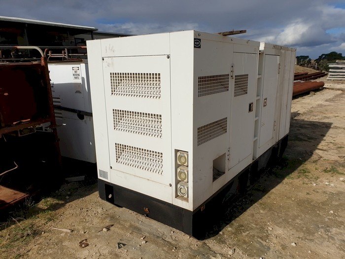 100KVA Skid Mount Generator
