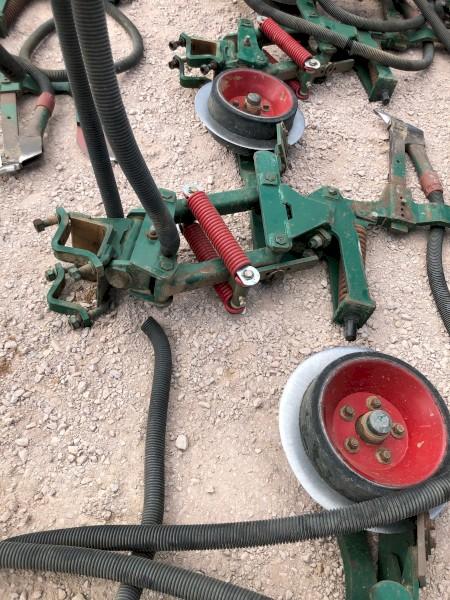 Janke tyne and press wheels for sale