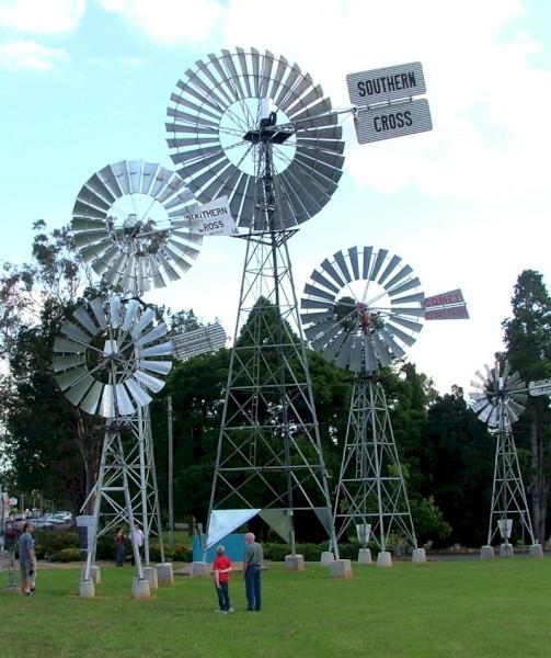 Non pumping Windmill