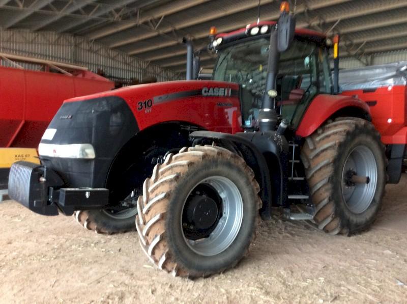 2015 Case IH Magnum CVT 310 Tractor