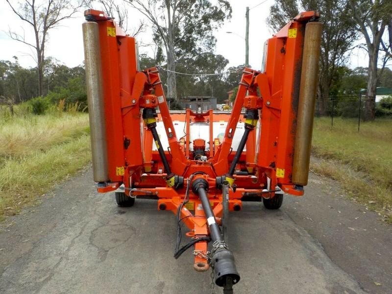 2016 Trimax Pegasus G3 493 PTO Tow Behind Slasher/Mower