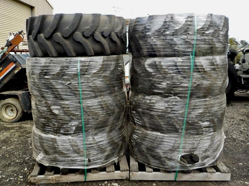 Brand New MITAS Heavy Lug Tractor/Industrial Tyres/500/70 R24