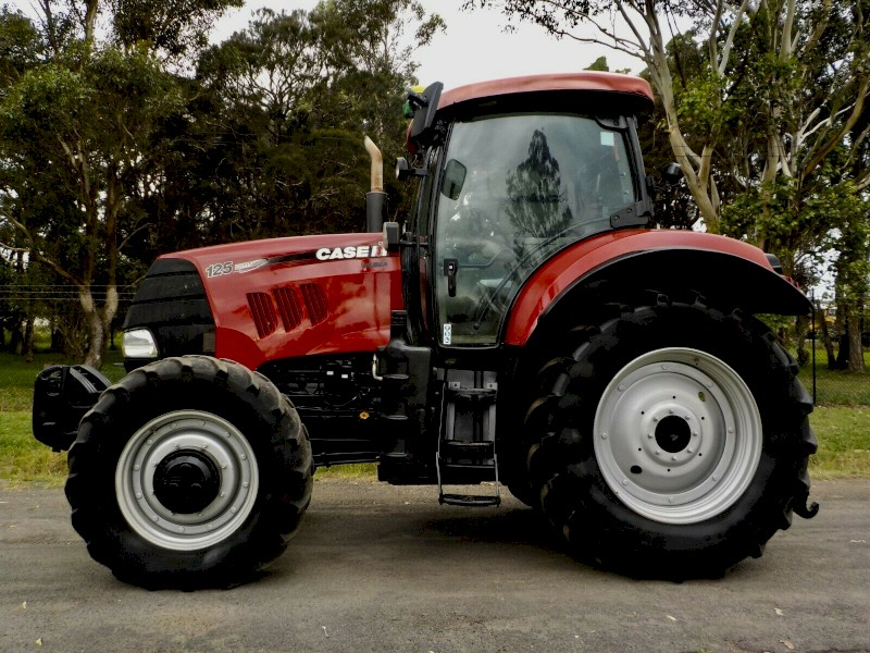 2016 Case IH Puma 125 4x4 125hp Agricultural Farm Tractor