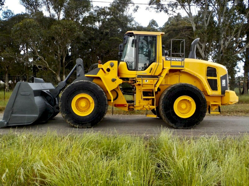 Late Model 2014 Volvo L150F Articulated 24 Tonne Wheel Loader