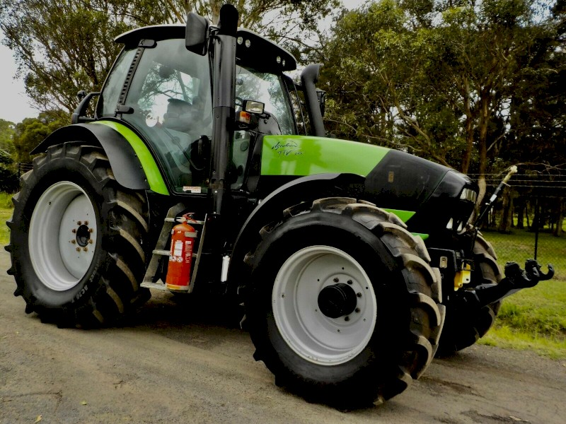 Late Model Deutz-Fahr Agrotron TTV 620 170hp 4x4 Agricultural Farm Tractor