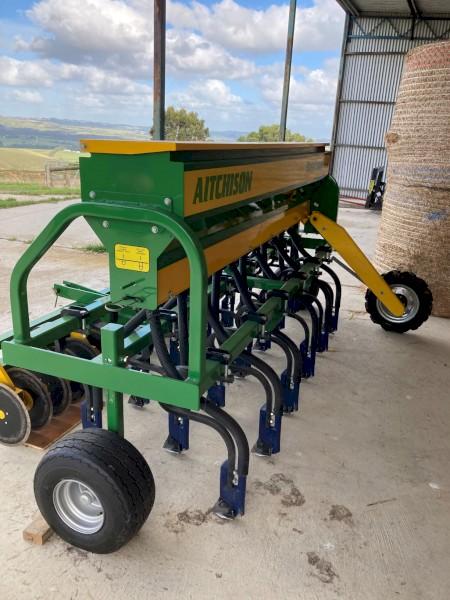 Atchison Grass Farmer Drill 3018C